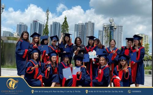 Chihun Academy hệ thống đào tạo thẩm mỹ quốc tế