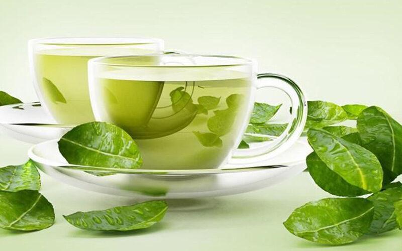 trà xanh chua uống cho da hết mụn